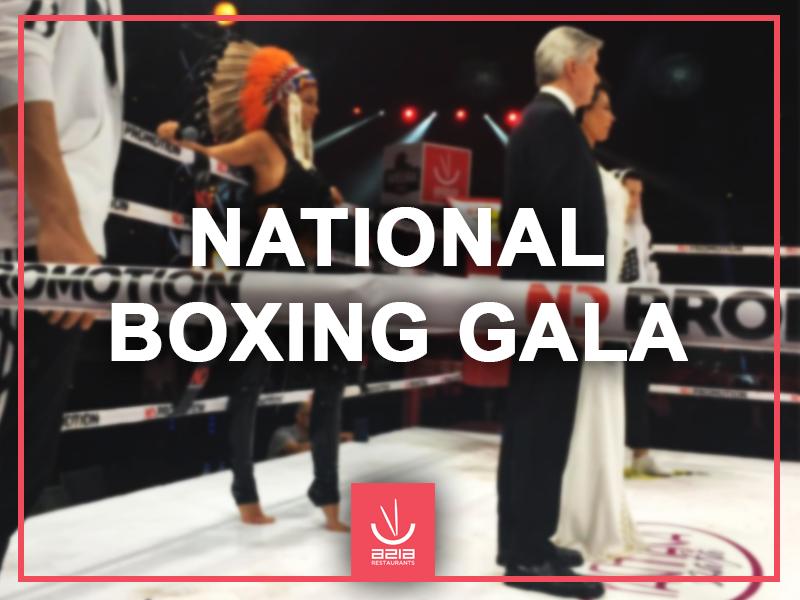 National Boxing Gala