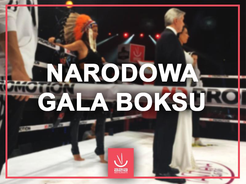 Narodowa Gala Boksu