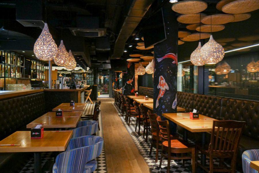 Nowa AZIA Restaurants na Wilanowie już otwarta!