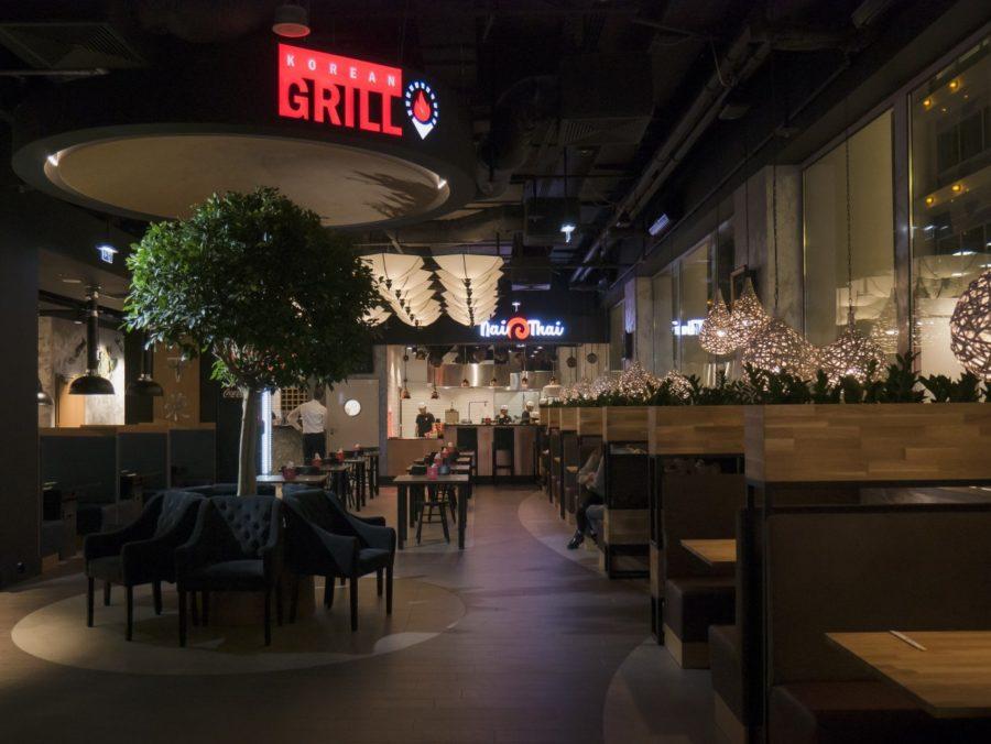 Otwieramy AZIA Restaurants w CH Blue City!
